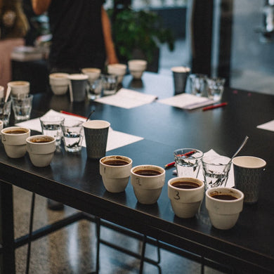 Monthly Cupping Series