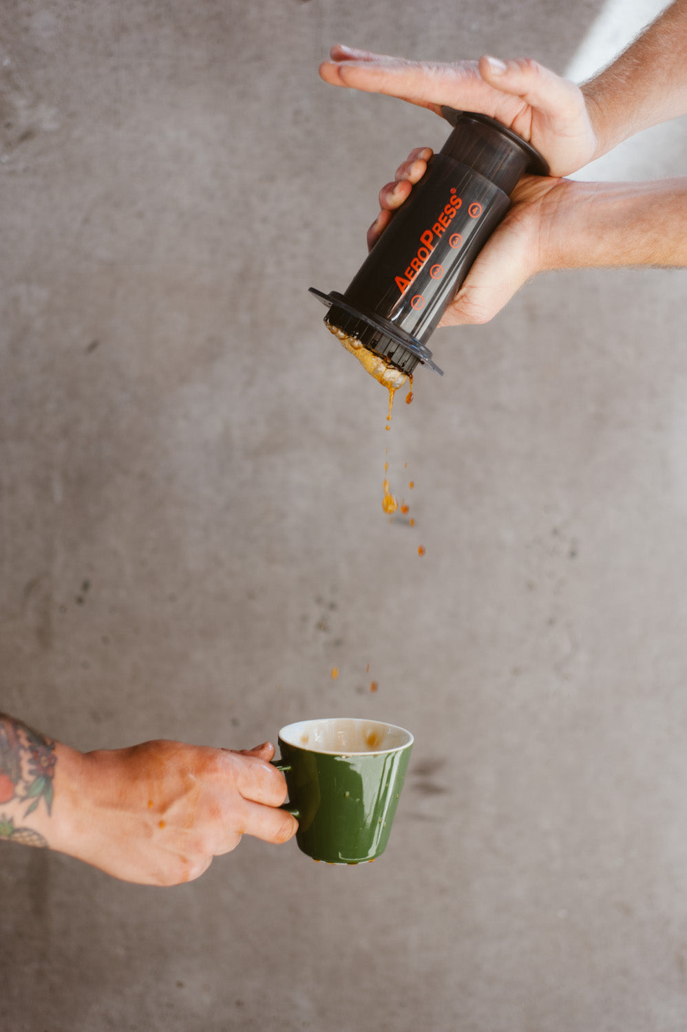 Aeropress Brew Class Monday 22 February 2021