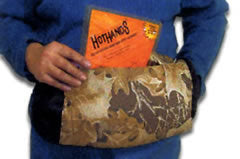 Therm-O-Muff - Camo Color | HotHands Direct hand warmer sleeve, football muff hand warmer, hunting hand muff warmer