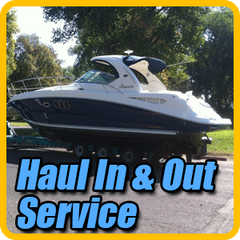 Haul-In & Haul-Out Service