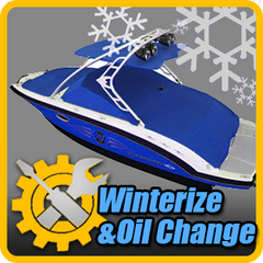 Winterize + Engine Oil & Filter Change