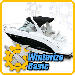 Winterizing Service Basic