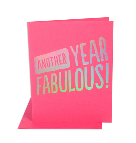Another Year Fabulous