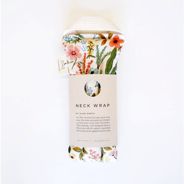 Neck Wrap Therapy Pack - Wildflower