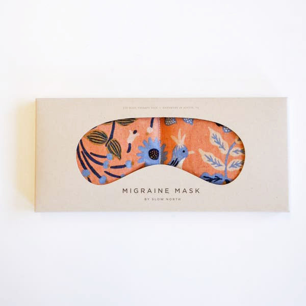 Eye Mask Therapy Pack - Folk Birds
