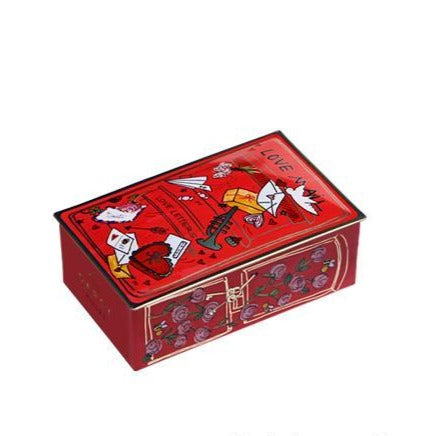 Louis Sherry 2-Piece Tin - Love Mail