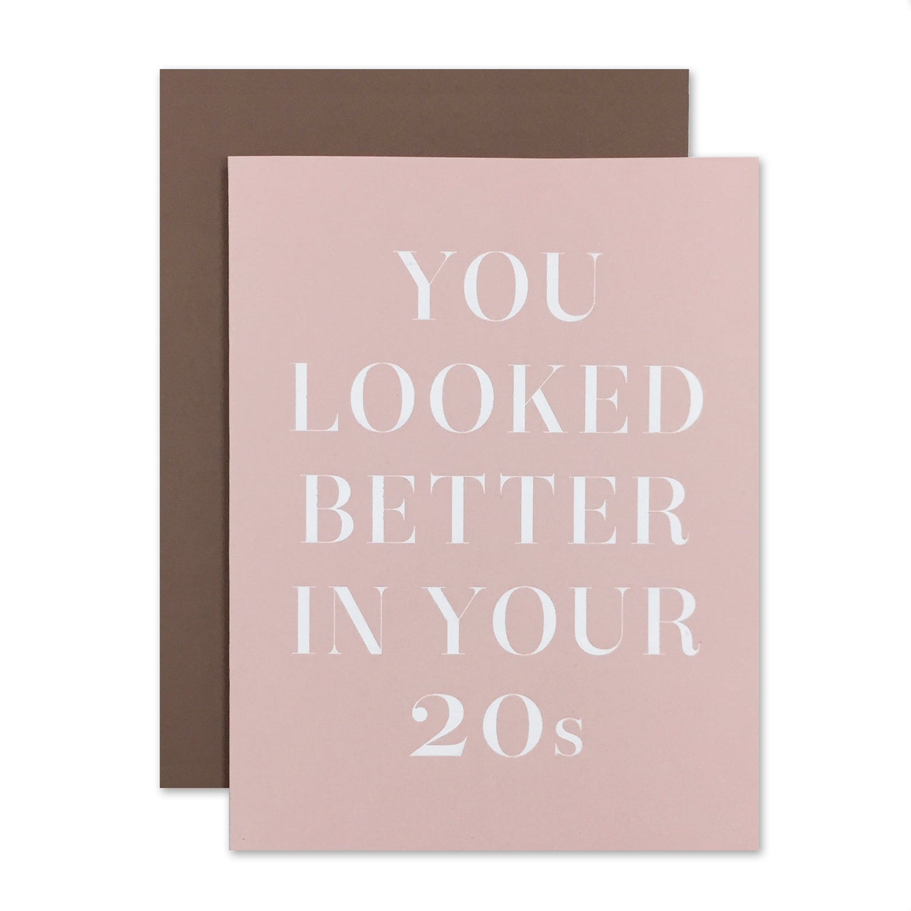 Better In Your 20s