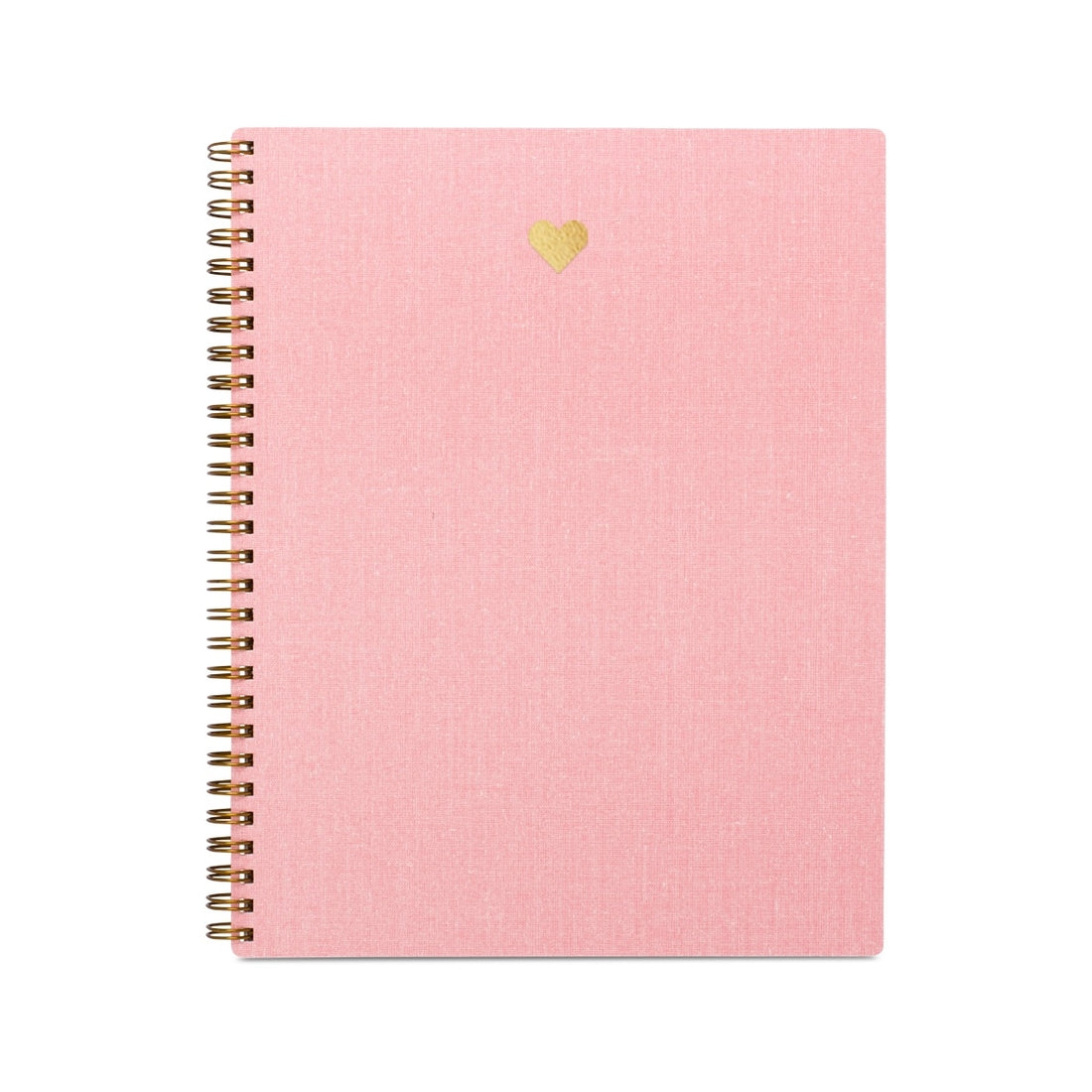 Blossom Pink Heart Notebook