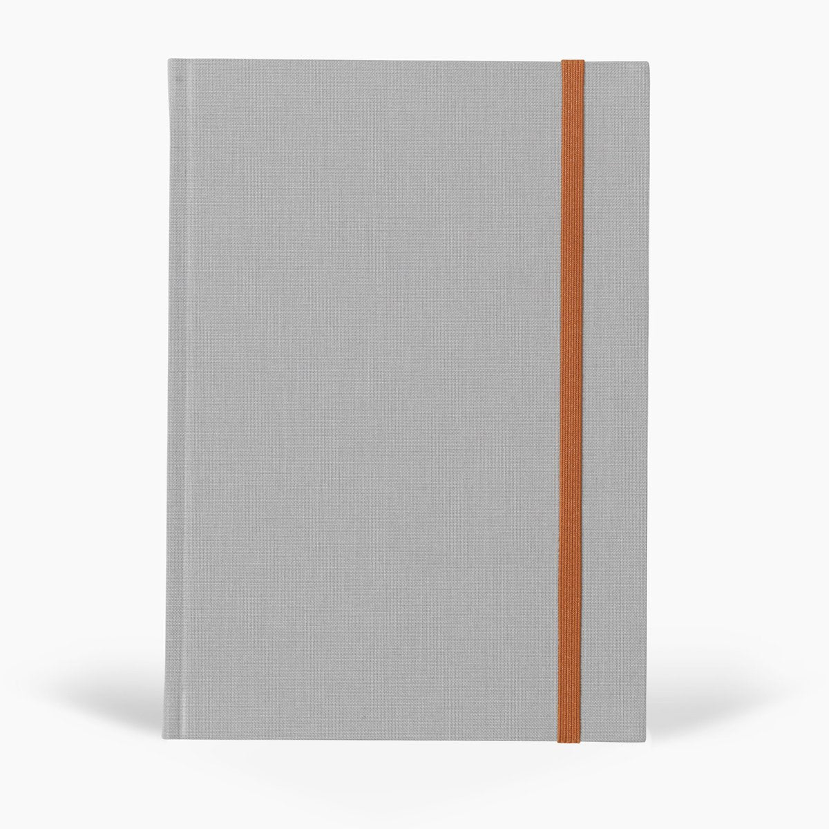Bea Notebook, Medium - Light Gray