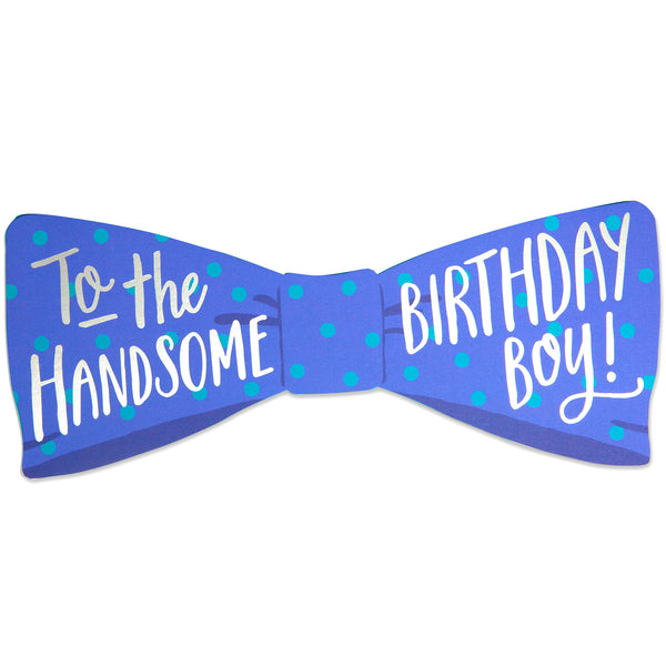 Bow Tie Birthday