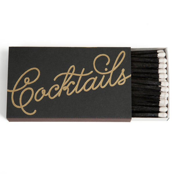 Cocktails Matchbox