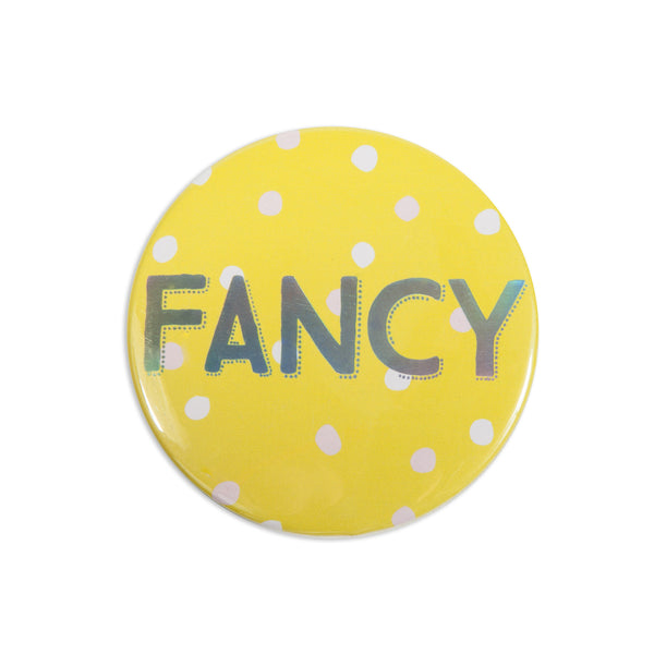 Fancy Pocket Mirror - Semi-Annual Sale