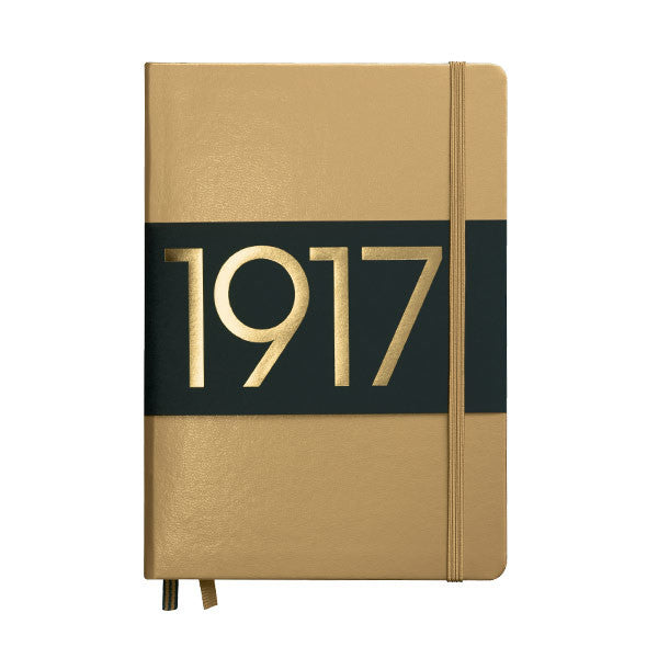 Medium Gold Notebook (Special Edition)