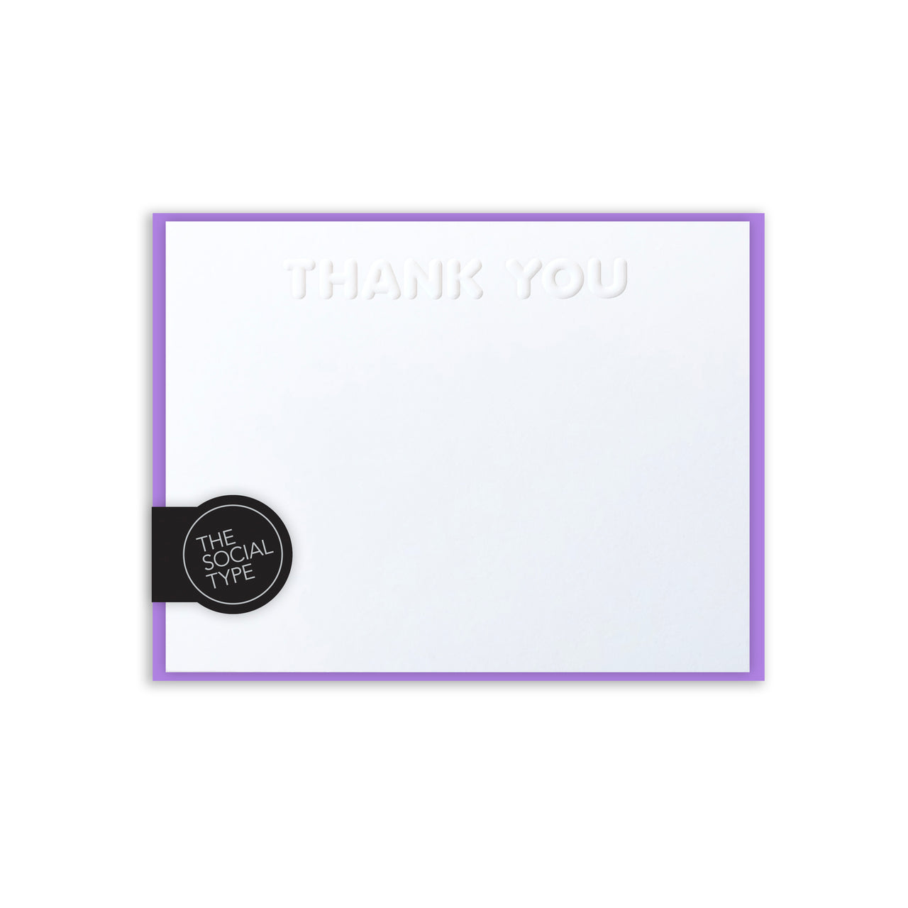 Grape Thank You Note Set