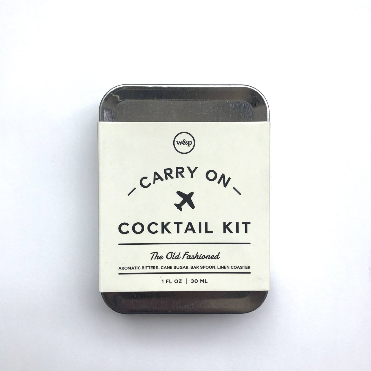 Old Fashioned, Carry-on Cocktail Kit