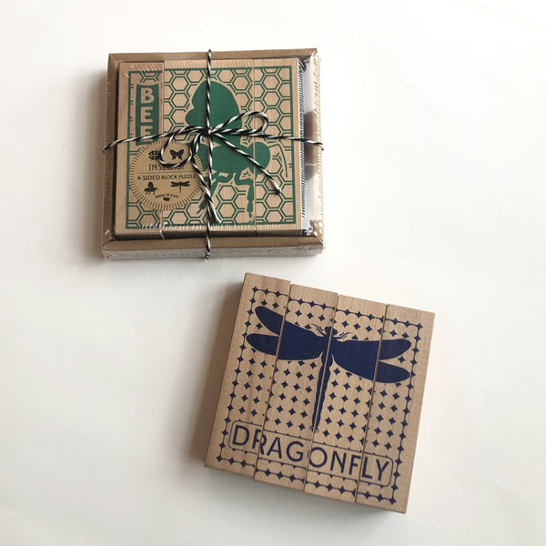 Puzzled Blocks, Flying Insects