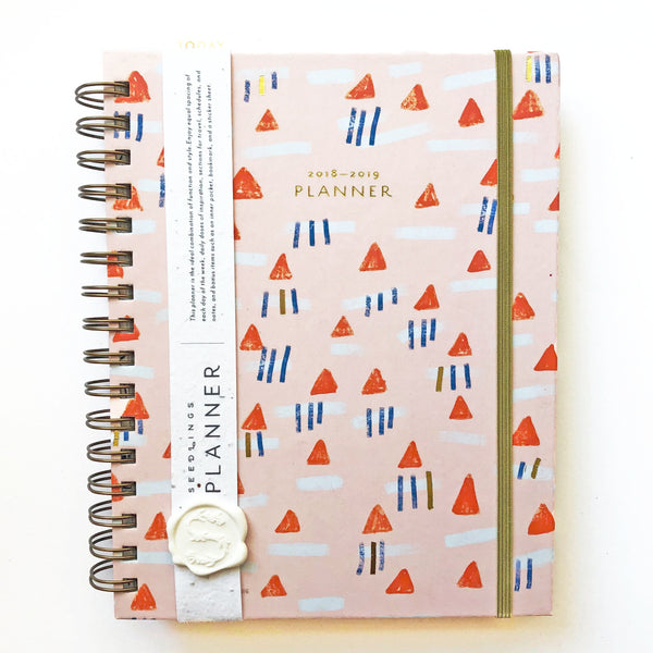Seedlings Flow 2018-2019 Planner