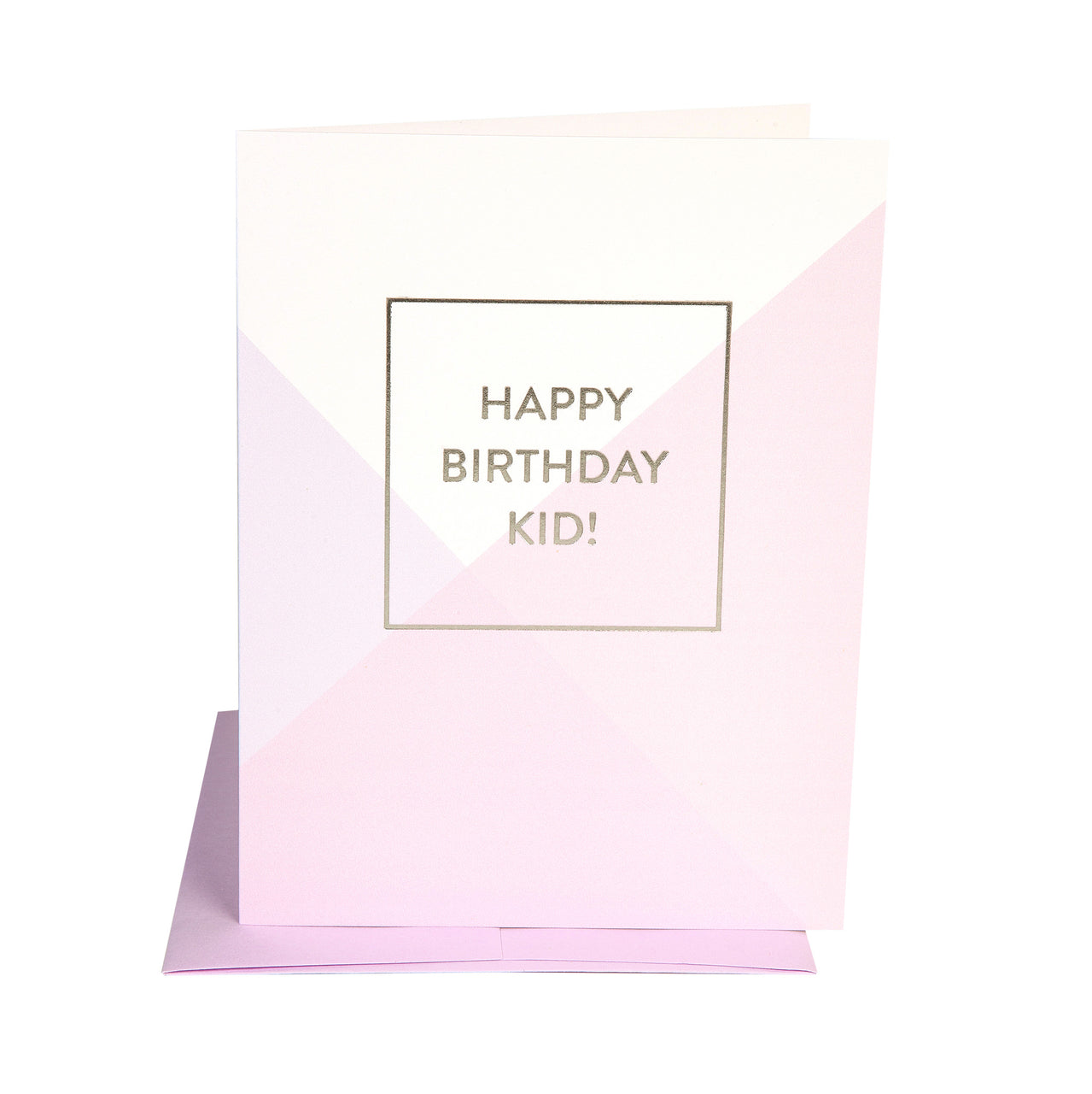 Birthday Kid Pink