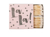 Ooh La La Matchbox