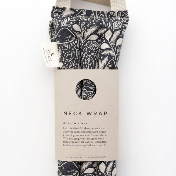 Neck Wrap Therapy - Mystical Mushroom