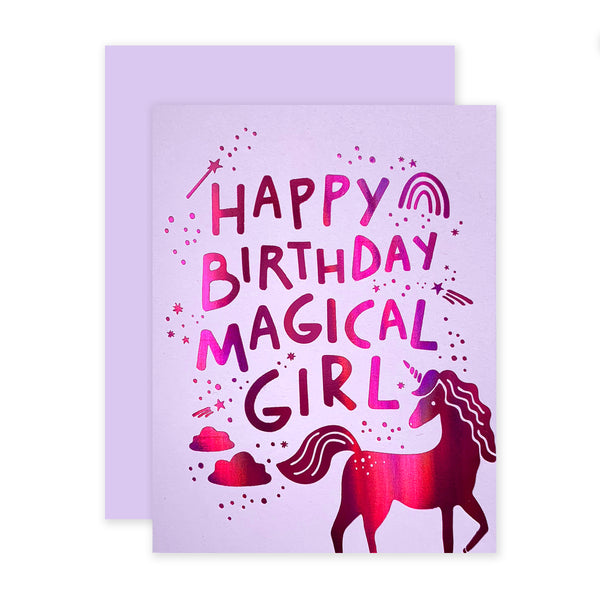 Magical Girl Birthday