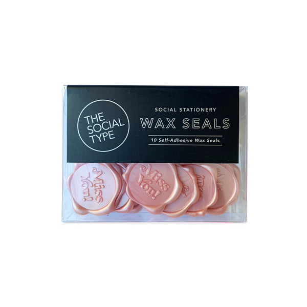 Miss You Wax Seals