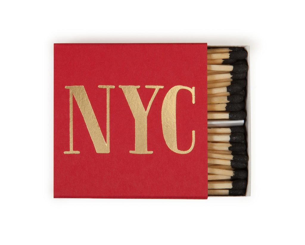 NYC Apple Matchbox
