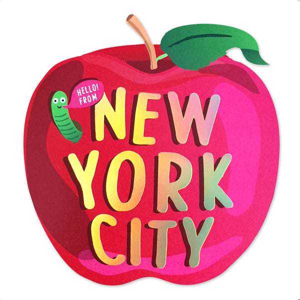 NYC Apple