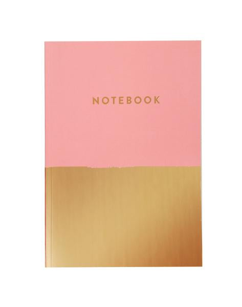 Colorblock Single Notebook