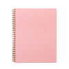 Lined Blossom Pink Notebook