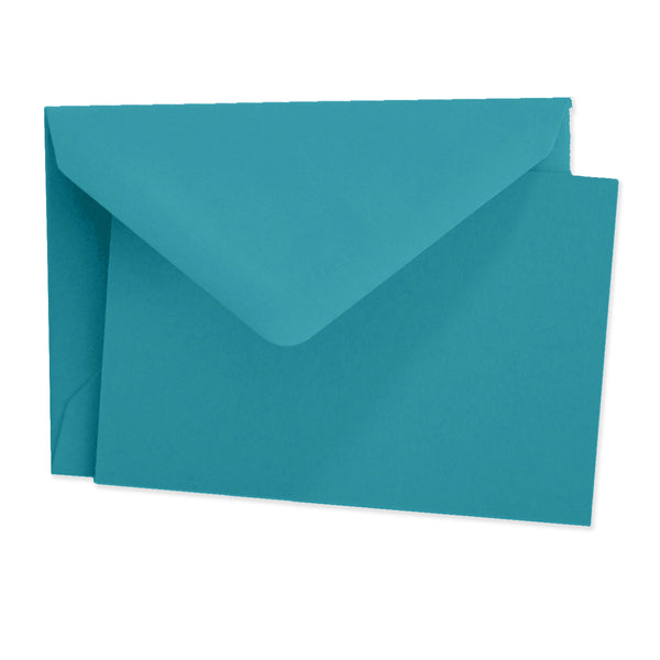 Teal, Note Card Boxed