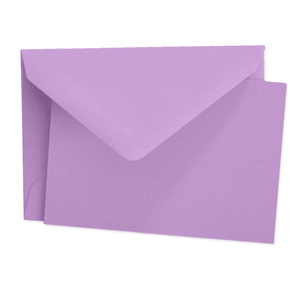 Lavender, Note Cards Boxed