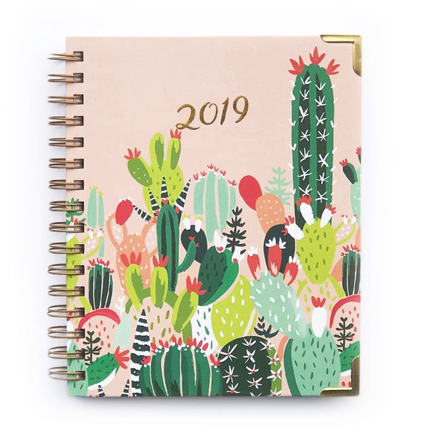 Prickly Pear 2019 Planner