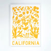 Unframed California Art Print