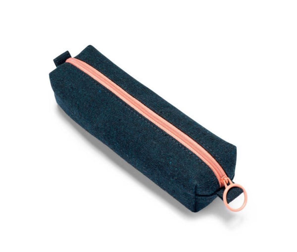 Blue Green Pencil Case