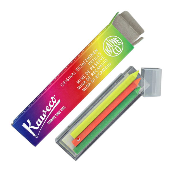 Kaweco Sketchup Highlighter Mix, Lead Refills 5.6mm