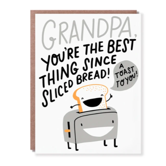 Toast to Grandpa