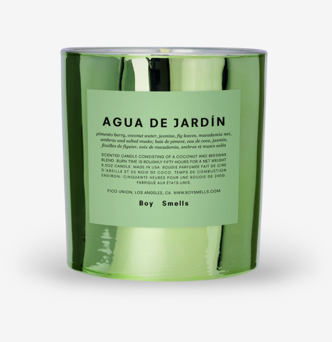 Agua de Jardin Limited Series Candle