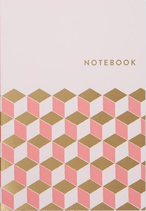 Geometric Single Notebook