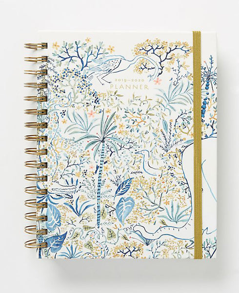 Hidden Animals, 17th Month Planner
