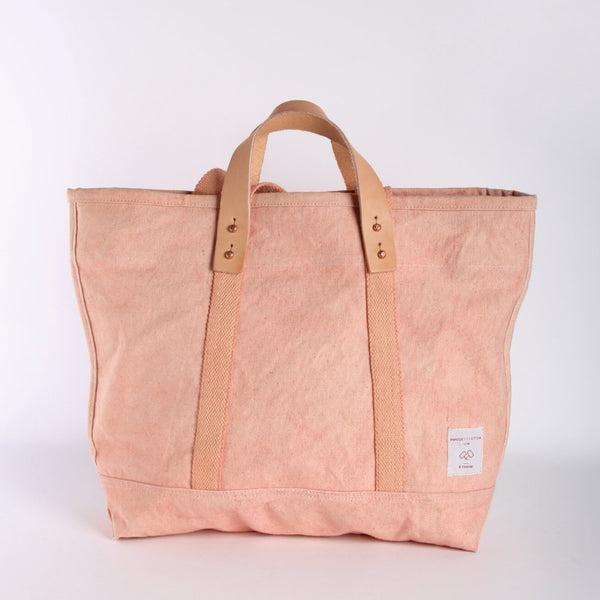 EAST-WEST TOTE | SMALL BLUSH