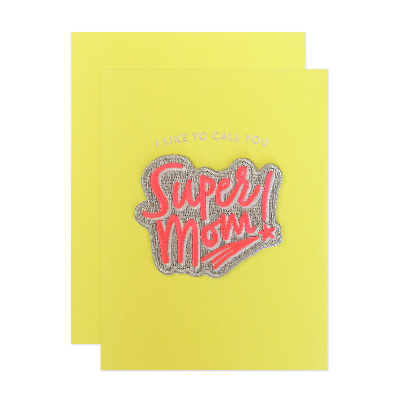 Super Mom Patch - Semi-Annual Sale