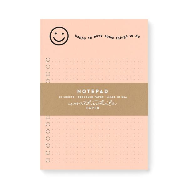 Happy Notepad