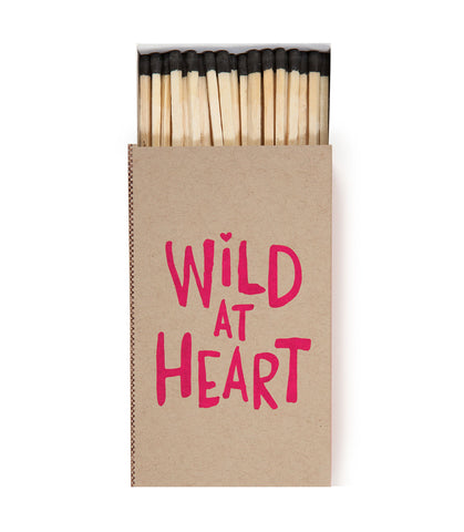 Wild At Heart Matchbox