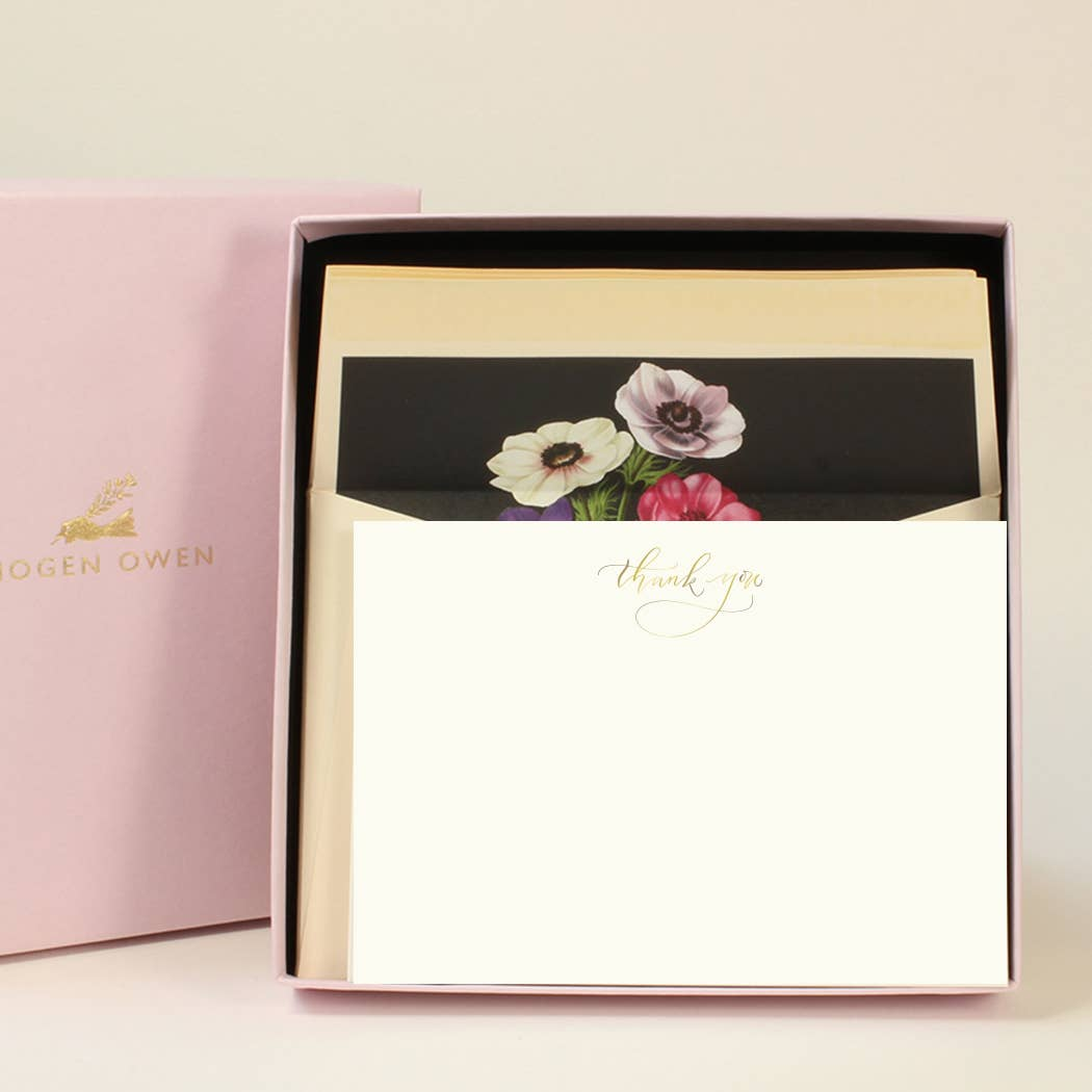 Anemone Luxury Writing Set