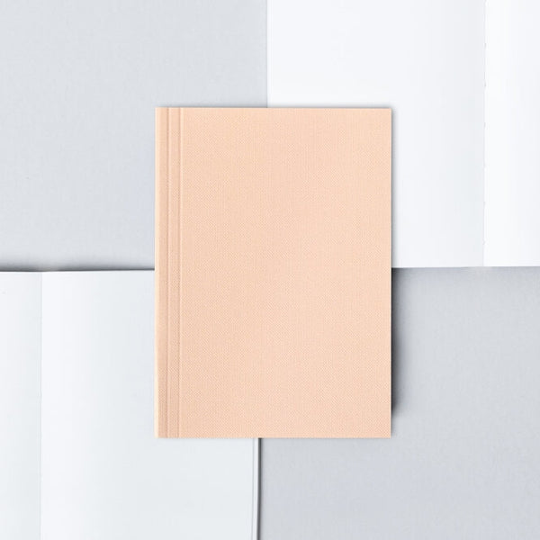 Pink Everyday Objects Pocket Notebook