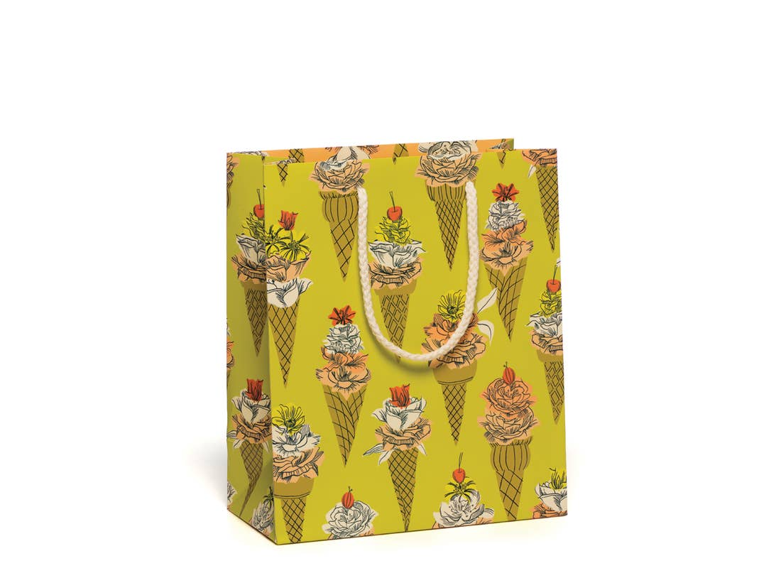 Flower Cones Bag