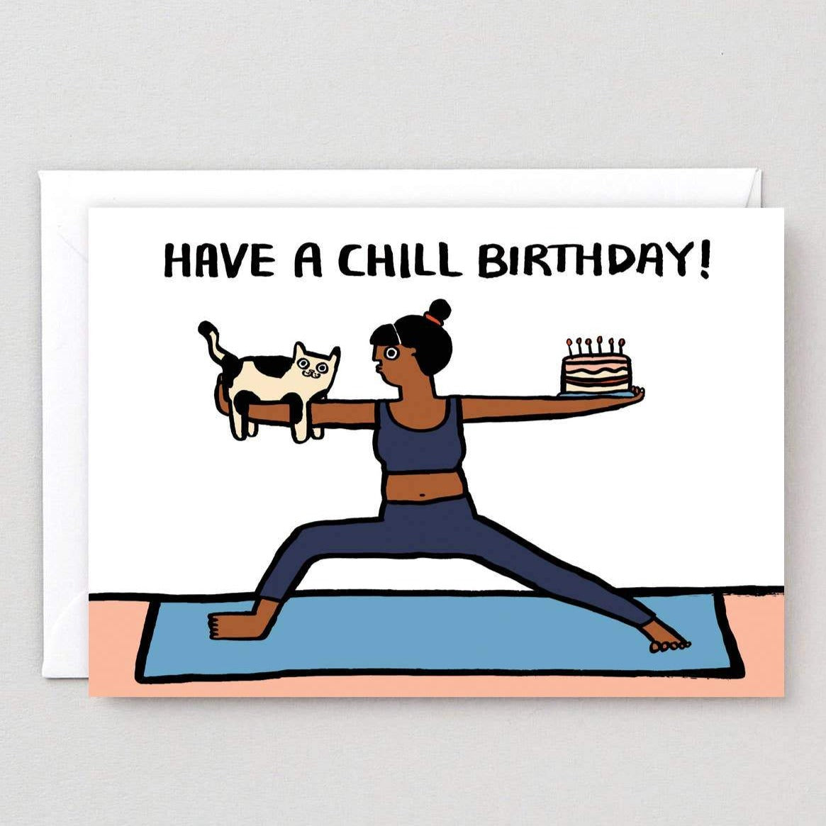 Have a Chill Birthday