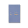 Hush Blue Dated Planner - 2020 12M WTF