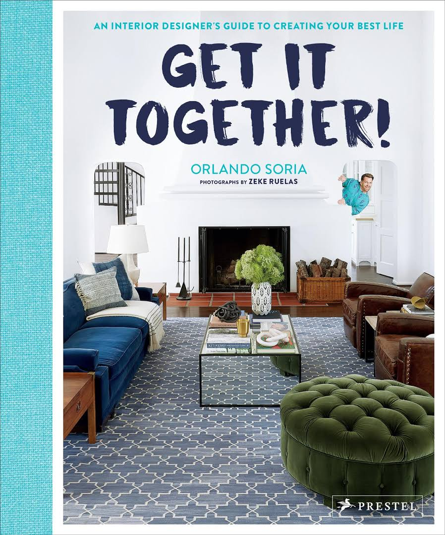 Get It Together! by Orlando Soria (signed copy)